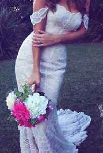 Watters wtoo wedding dress great condition Albury Albury Area Preview