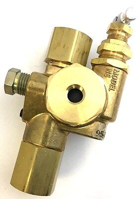 Pilot Unloader Check Valve For Gas Powered Air Compressors 12 X 12 30cfm