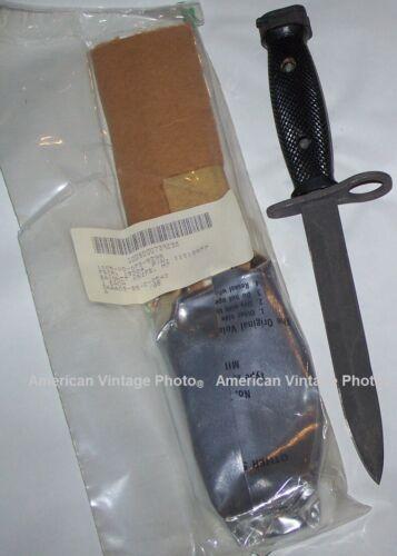 Knife M7Bayonet GENCUT USA Military General Cutlery USMC Army Hunting Camping