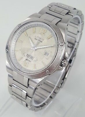 Citizen Eco-Drive BM5030-53A Men's 42mm Champagne Dial Stainless Steel Watch