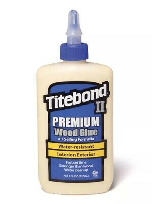 Titebond Ii Premium Wood Glue 8 Oz