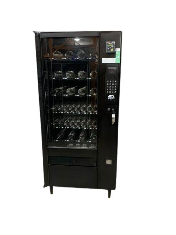 AP LCM2 Snack Vending Machine WITH CC SWIPER- FREE SHIPPING