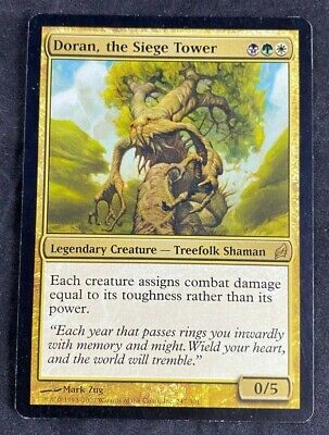 MTG Magic Doran, the Siege Tower Lorwyn HP