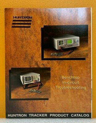 Huntron Inc. 1998 Tracker Product Catalog.