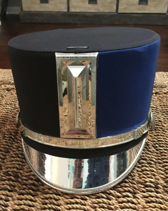 Bayly Inc. Marching Band Hat Sz. Small Made In USA PRE-OWNED.
