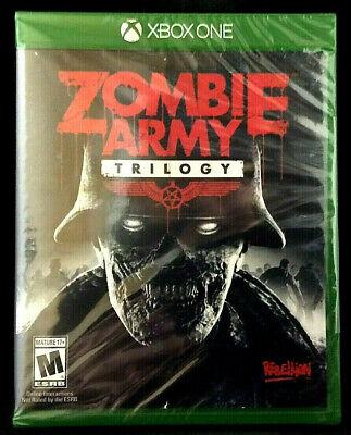 Zombie Army Trilogy (Xbox One) BRAND NEW / Region Free