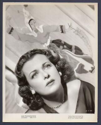Actress JOAN BENNETT 1947 Orig Photo SECRET BEYOND THE DOOR Film Noir - $34.95