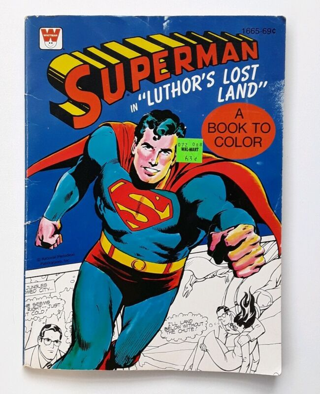 1975 Superman, Luthor