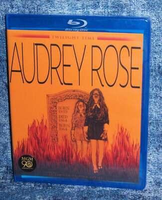 BRAND NEW RARE OOP TWILIGHT TIME MARSHA MASON AUDREY ROSE BLU RAY LE MOVIE 1977](Halloween Movie 1977)