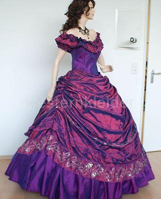 Westernkleid  Biedermeierkleid Südstaaten Kleid Krinolinenkleid Sissikleid KT235 online kaufen