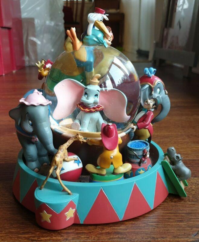 "Disney - Dumbo ""Entry of the Gladiators"" Musical Snow Globe"
