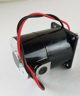 Bodine Dc Motor 24y0bepm 115v Hp142 Rpm 4000 Ff 1.4 .25a Ins B8