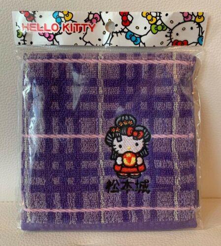 (JAPAN KAWAII) Sanrio, Hello kitty , Hand towel,Matsumoto Castle Limited item!!