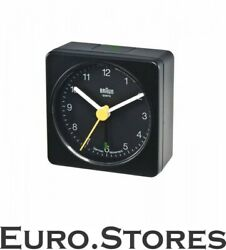 Braun 67000 BC02 quartz alarm clock table clock analog travel alarm