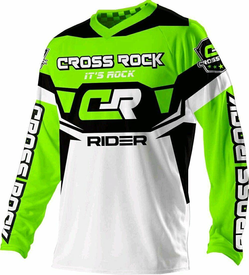 NEW DAIWA Men/'s Long Sleeve Racing Moto Jersey Riding MX MTB Motocross XL Size