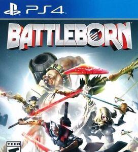 PS4 Battleborn- $20 new sealed