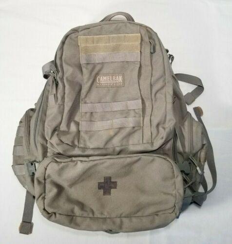 Camelbak Maximum Gear H2O Backpack Bfm Cordura Gray without bladder
