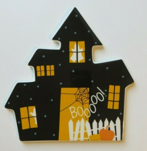 Coton Colors Happy Everything Big HAUNTED HOUSE Large Halloween Attachment