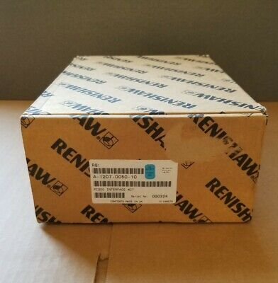Renishaw Pi 200 Probe Interface Kit A-1207-0050-10 Brand New