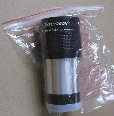 Линзы для телескопов NEW Celestron Elux