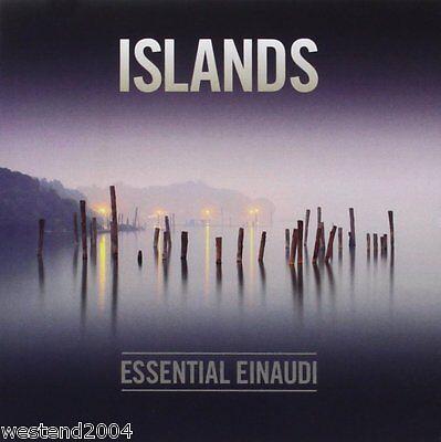 Ludovico Einaudi ~ Islands Essential ~ NEW CD ~ Greatest Hits ~ Very Best (Best Of Ludovico Einaudi Cd)