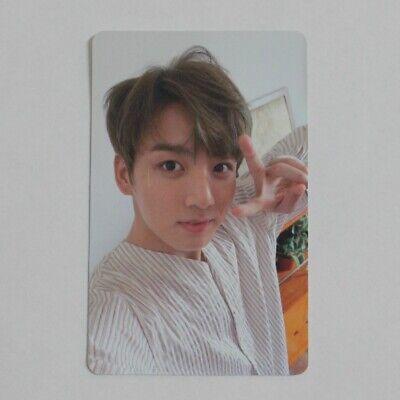BTS Official Photocard Jungkook Love Yourself HER Version L Genuine JK Bangtan