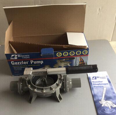 Bosworth Guzzler 500-h Self Priming Diaphram Water Hand Pump