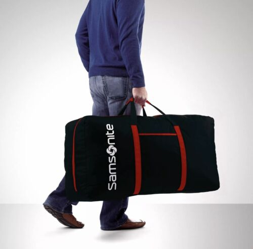 Samsonite Tote-a-ton 32.5 Duffle Bag, Black - $12.60