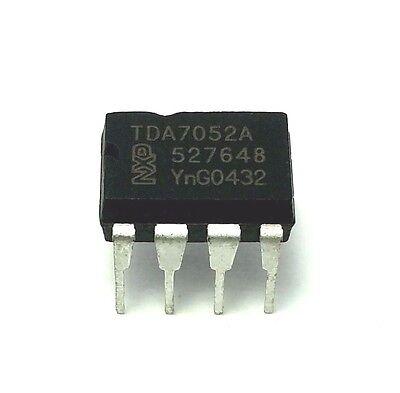 5pcs Philips Tda7052a Tda7052 1w Btl Mono Audio Amplifier Dc Control New Ic