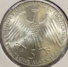 5 DM Gedenkmünzen der BRD