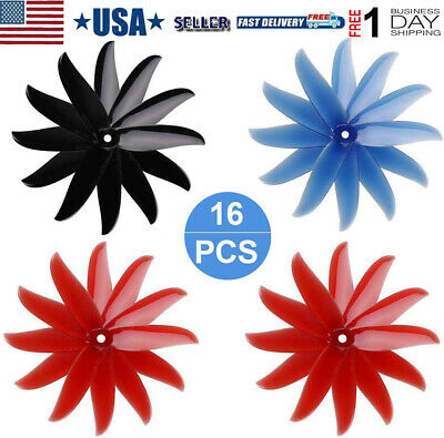 """16pcs T5045C 5"""" 3-Blades CW CCW for 200 210 230 250 FPV Racing Drone Quadcopter"""