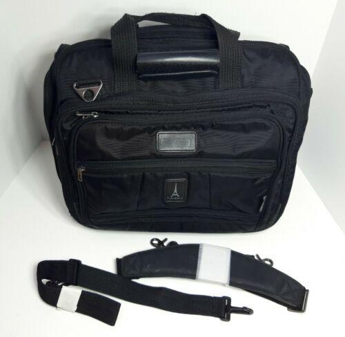 Rolling Garment Carry On Wheeled Pilot TravelPro Crew5 Hybrid Crossbody  - $23.45