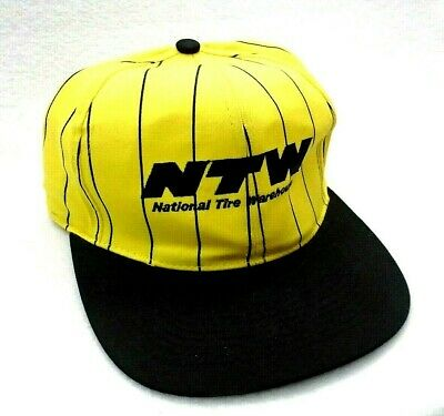 Vintage NTW  National Tire Warehouse Trucker Hat Cap Snapback Online Designs (Warehouse On Line)