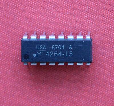 20pcs Mt4264-15 Mt 4264-15 Integrated Circuit Ic Dip-16