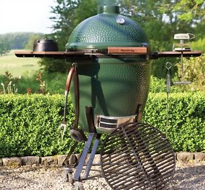 Large-Big-Green-Egg-Grill