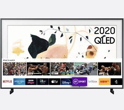 NEW 2020 Samsung The Frame 65