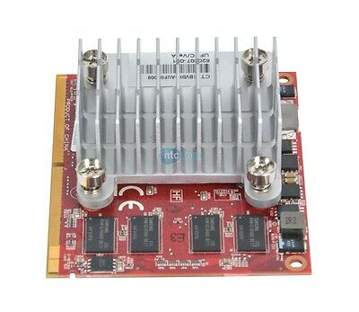 Hp Ati Mobility Radeon 608544 001 Hd 5450 Mxm Type A Graphics Card 512Mb Ddr3