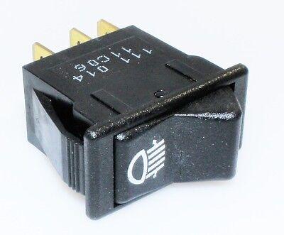 ENG Schalter Wippenschalter Lichtschalter Arbeitsscheinwerfer 111014 neu Lkw