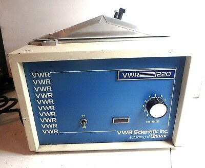 Vwr Scientific Inc. 1220 Water Bath Variable Laboratory