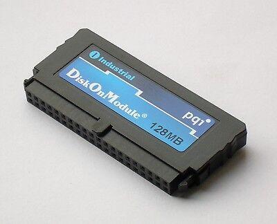 Modul Ide 40-pin (PQI 128MB IDE 40-Pin DOM Disk on Module SSD Flash DJ0128M22RF0, neu & inkl. MwSt)