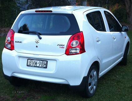 2011 Suzuki Alto Hatchback Tenambit Maitland Area Preview