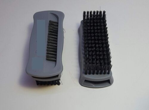 Mechanics Nail Grime Brush 2PACK   Industrial Quality #11870