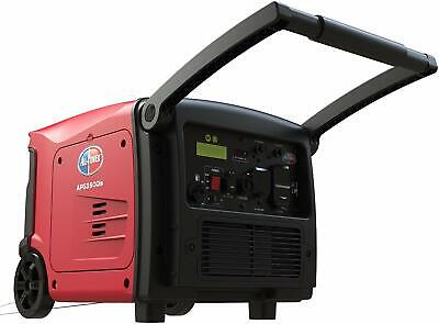 All Power 3500-w Quiet Portable Gas Powered Electric Start Inverter Generator
