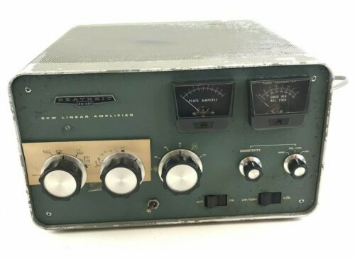 Heathkit SB-220 Linear Amplifier - Parts Or Repair - Local Pickup Only