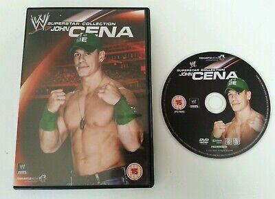 DVD - WWE Wrestler John Cena Superstar Collection DVD Cert 15 Best Matches DVD