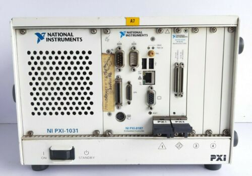 NATIONAL INTRUMENTS NI PIX-1031 EMBEDED CONTROLLER