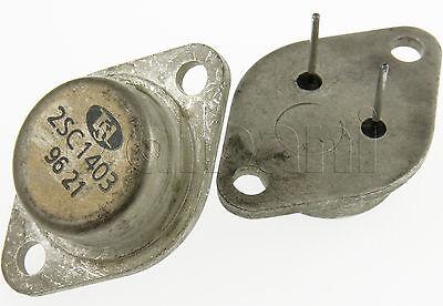 2sc1403 Original New Tesla Silicon Npn Power Transistors C1403