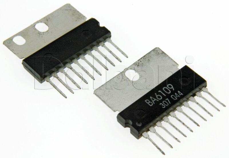 BA6109 Original Pulled ROHM Integrated Circuit
