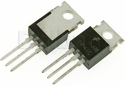 Tip41c New Replacement Transistor