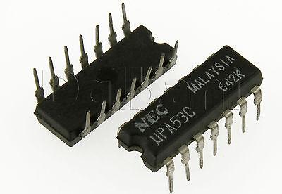 Upa53c Original Nec Integrated Circuit Replaces Nte2084